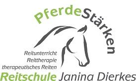 Reitschule Janina Dierkes Logo